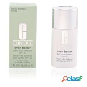 EVEN BETTER dark spot defense SPF45 #02-sheer 30 ml