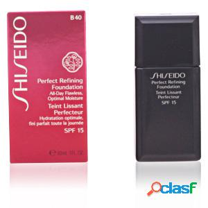 PERFECT REFINING foundation SPF15 #B40 30 ml