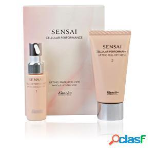 SENSAI CELLULAR LIFTING mask (pell-off) 2 pz