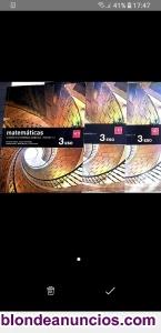 3 libros. Matematicas 3°eso. Edit. Sm.