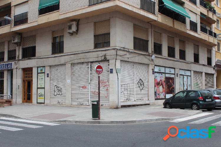 Local en alquiler en Elche, zona Poeta Miguel Hernández