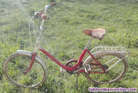 Se. Vende bicicleta bh