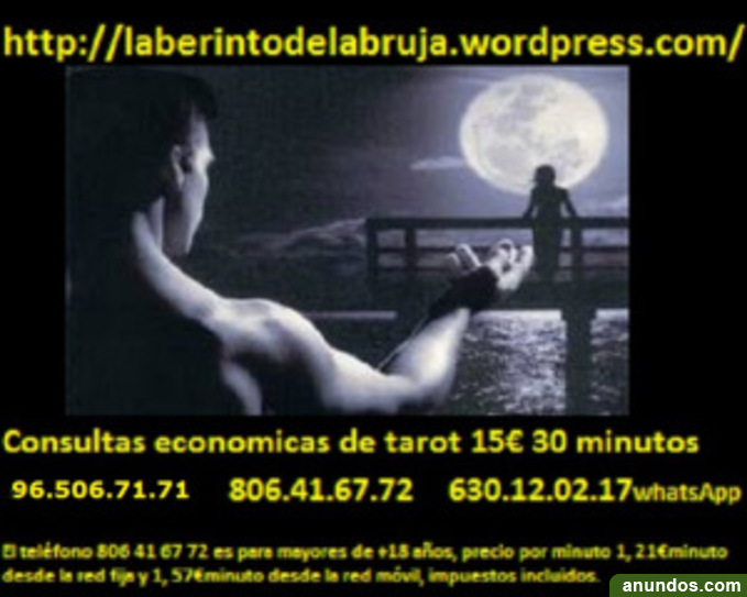 oferta tarot visa,15€ y consultas tarot