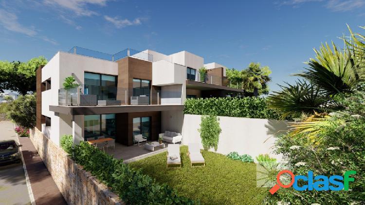 Apartamentos de nueva construcción en Moraira Resort Cumbre