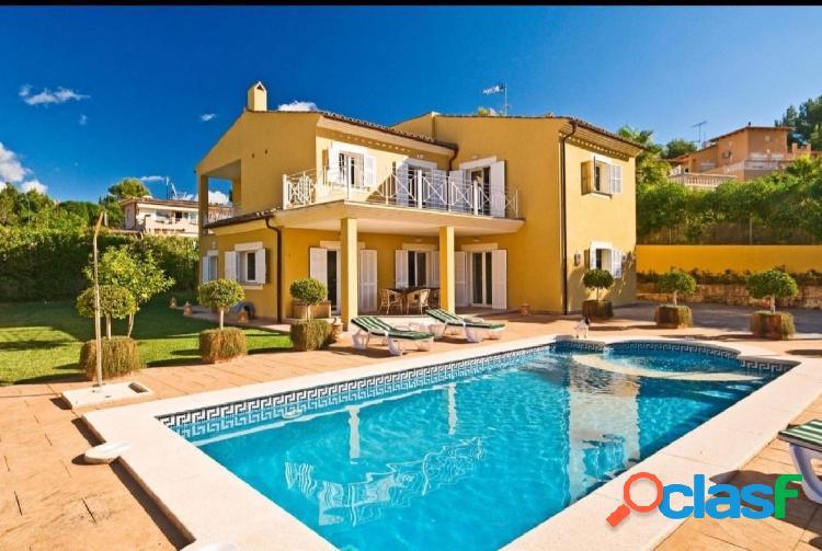 Chalet de lujo Costa de la Calma con licencia turistica
