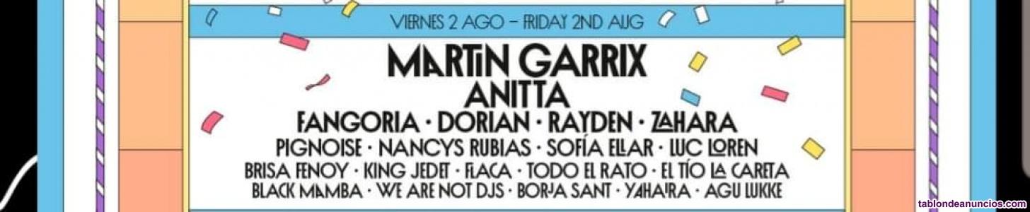 Festival arenal sound burriana