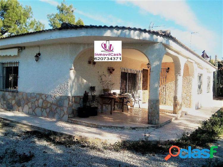 Precioso Chalet en venta zona San Vicente-Muchamiel, con