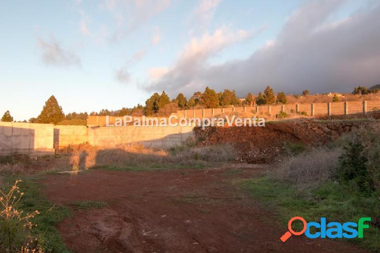 Suelo rústico en Venta en Puntagorda Santa Cruz de Tenerife
