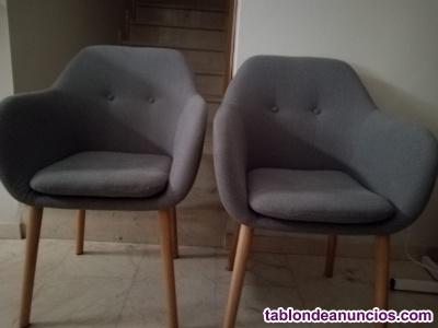 Vendo 2 sillones