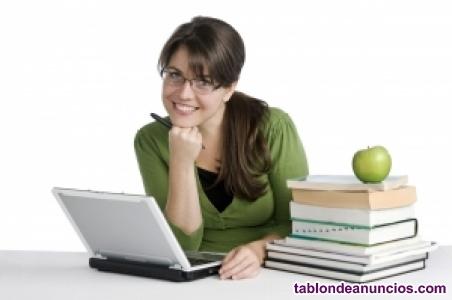 Buscamos profesor/a de contabilidad para zona leganes