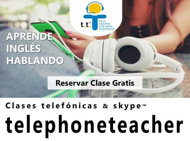 Cómo mejorar tu inglés con un profesor nativo por skype
