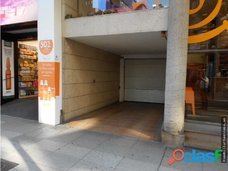 2 plazas de garaje en Benito Corbal