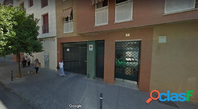 Amplia plaza de garaje Vial Norte