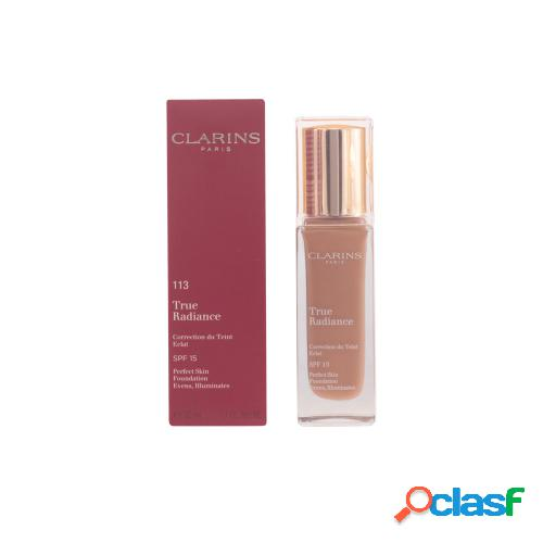 CLARINS TRUE RADIANCE correction du teint éclat