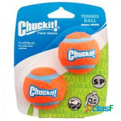 Chuckit 2 Pelotas de Tenis para Perros S