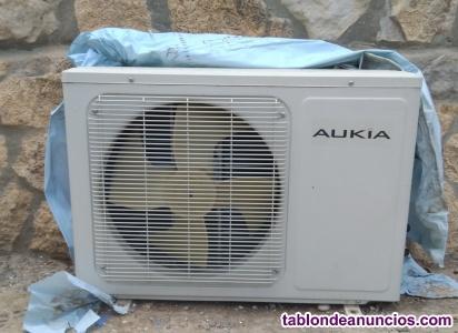 Aire condicionado con bomba de calor