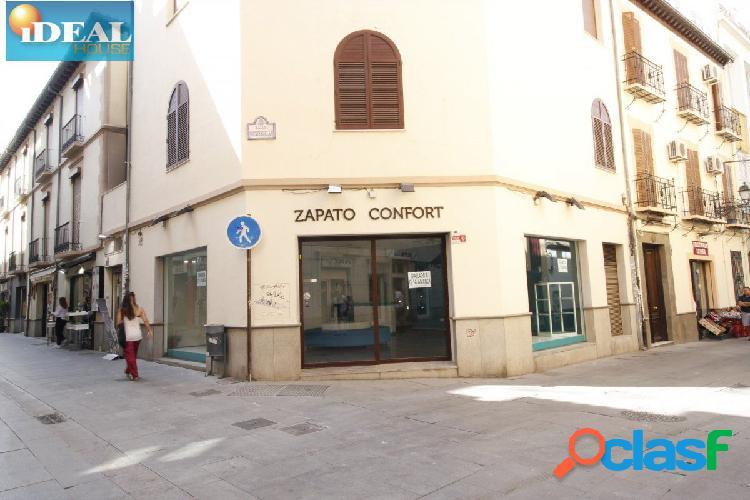 B5980 Local en una de las mejores calles del centro de