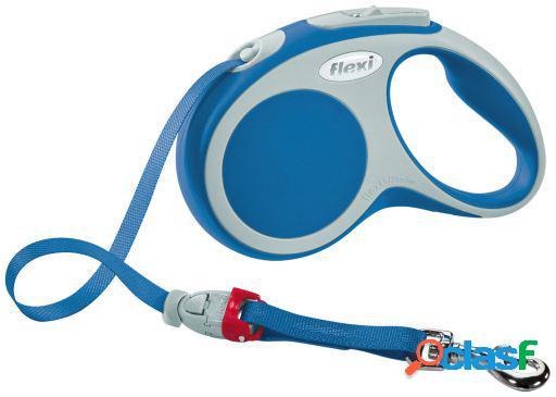 Flexi Vario M 8m cinta Azul