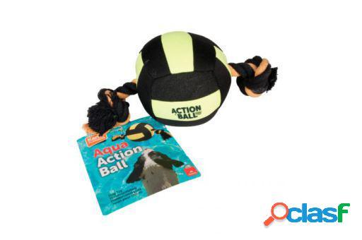 Karlie Flamingo Aqua ball action ball