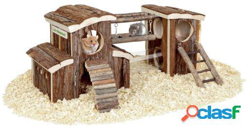 Karlie Flamingo Estructura para juego roedores - ole 45 x 17