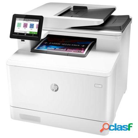 Multifuncion hp con fax laserjet pro color m479fdn -
