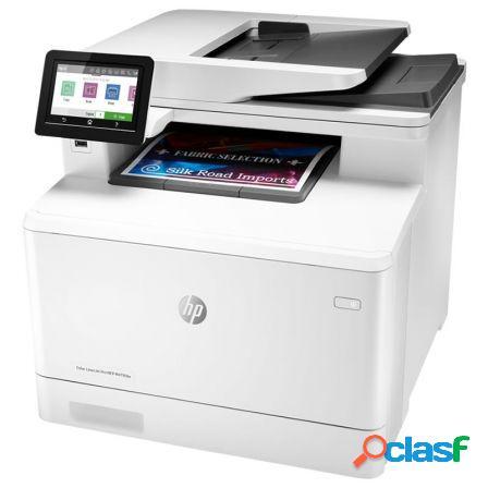 Multifuncion hp wifi con fax laserjet pro color m479fdw -
