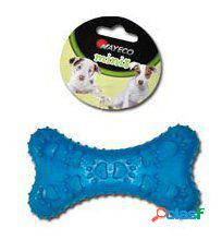 Nayeco Juguete para Perros Pequeños Hueso de Goma 100 gr