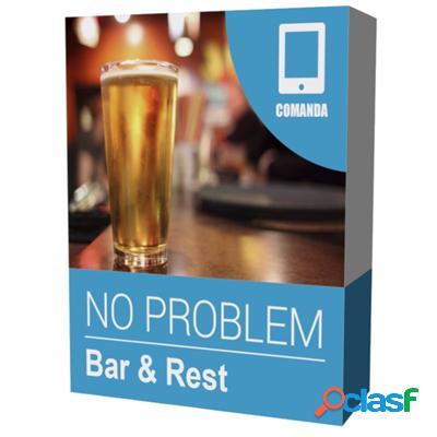 No Problem Módulo Bar&Restaurante Comanda, original de la