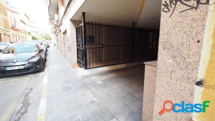 Parking en Alicante zona Campoamor
