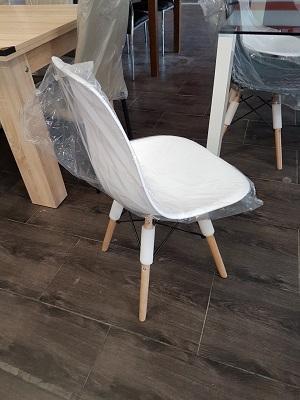 Sillas nórdicas y sillas modernas nuevas