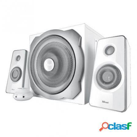 Altavoces 2.1 trust tytan speaker set 60w rms control