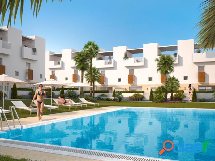 EWE - Duplex adosados en Playa de los Locos, Torrevieja