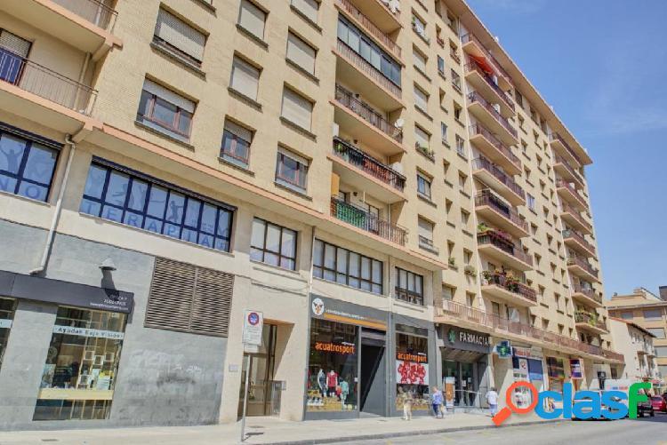 Magnífico piso con vistas en el centro de Burlada