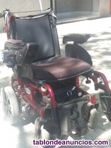 Se vende silla eléctrica