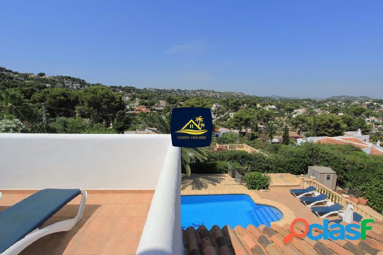 Soleada Villa Mediterránea en TOSALET · Javea | Orientada