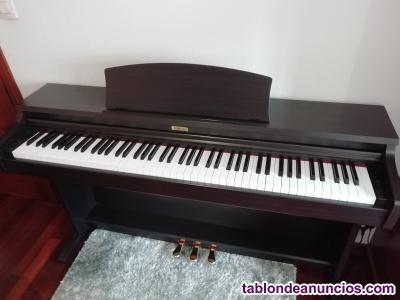 Vendo piano digital kawai kdp 90