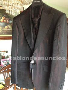Vendo traje de novio nuevo diseñador javier arnaiz