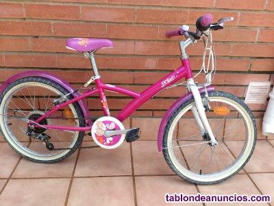 Se vende bicicleta niños, 20 pulgadas