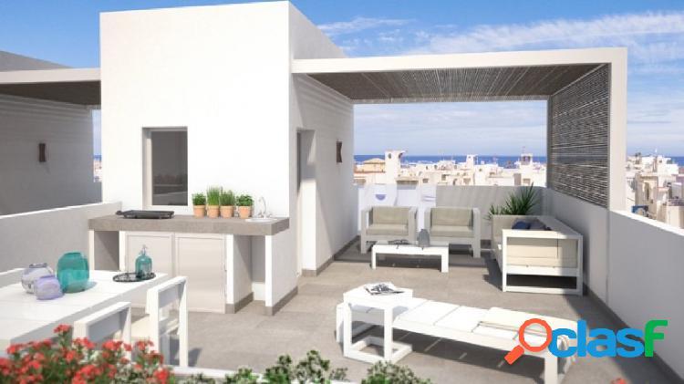 Duplex de nueva promoción de 2 y 3 dormitorios