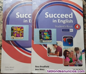 Libros de inglés 4 eso