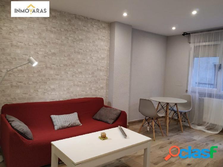 Se alquila apartamento a estrenar en C/Isidro Segovia