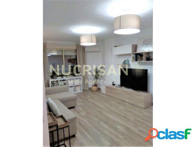 Se alquila piso en Ensanche Diputación Alicante Costa