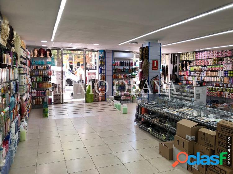 Alquiler de Local Comercial en Rambla Raval