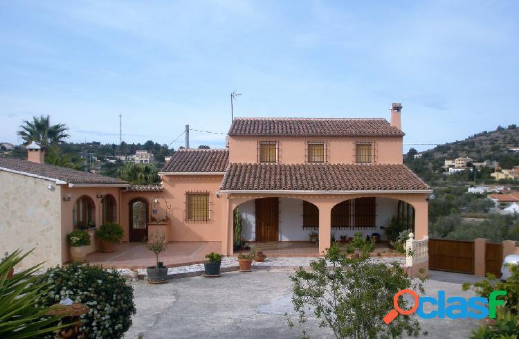 Casa de Campo en venta en Benimallunt Benissa BV3065A