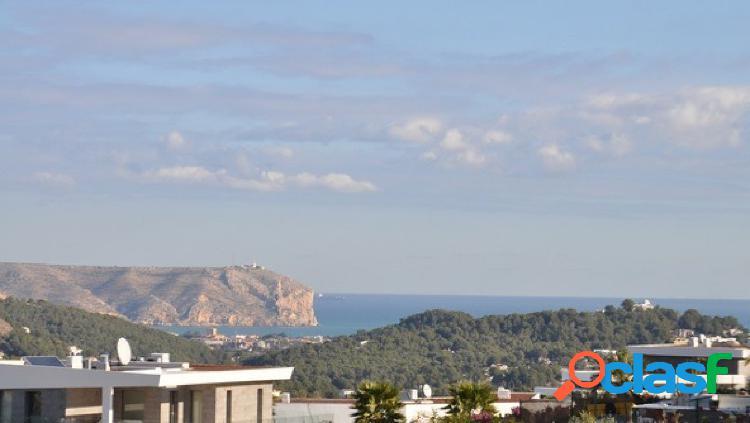 Parcela en venta en Villes del Vent Javea con vistas al Mar