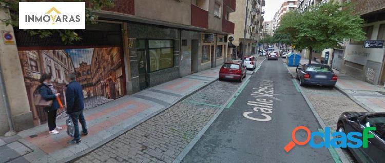 Se vende plaza de garaje cerrada en el centro de Salamanca