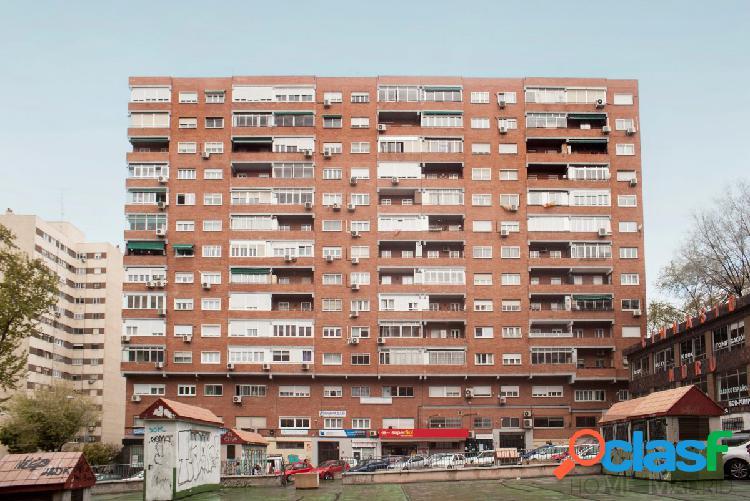ESTUDIO HOME MADRID OFRECE piso de 90 m2 reformado, con