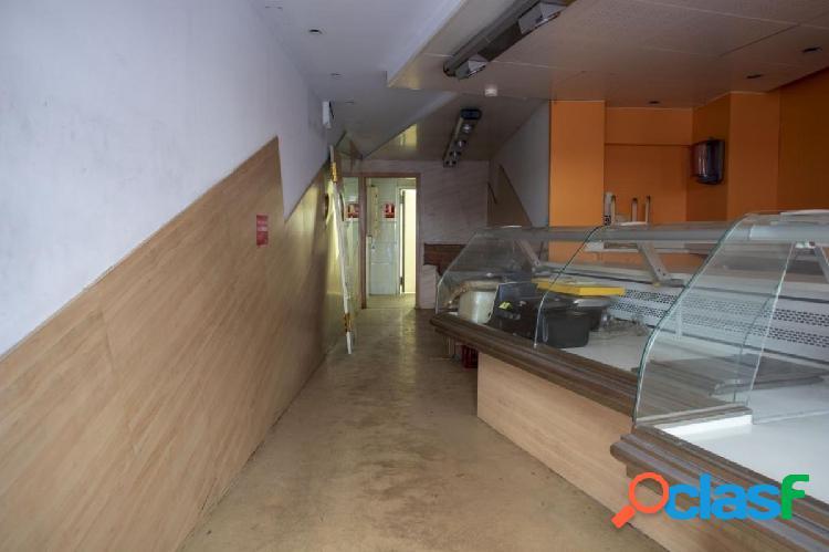 Local de 148 m2 en Sant Gervasi- Galvany