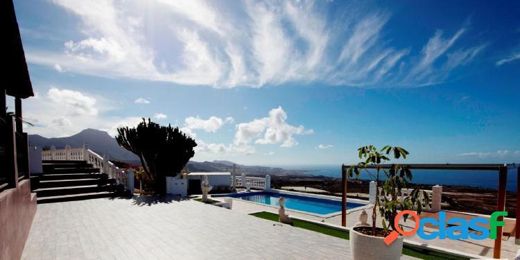 Magnífica y espectacular Villa de Lujo