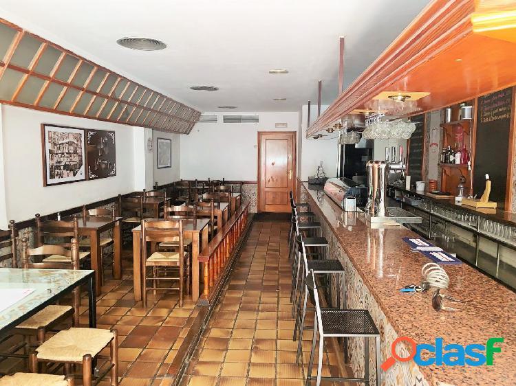 SALICO SERVICIOS INMOBILIARIOS. REF: 07427. LOCAL COMERCIAL